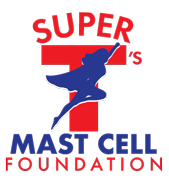 Super T's Mast Cell Foundation Logo